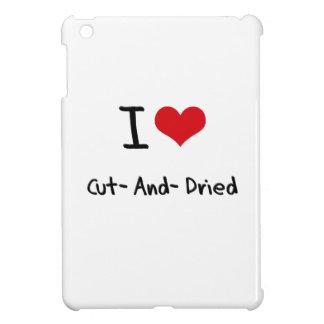 I love Cut-And-Dried iPad Mini Cover