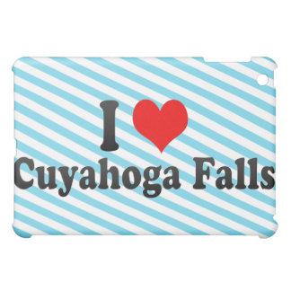 I Love Cuyahoga Falls, United States Case For The iPad Mini