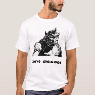 I Love Cyclopses T-Shirt