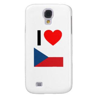 i love czech republic galaxy s4 case