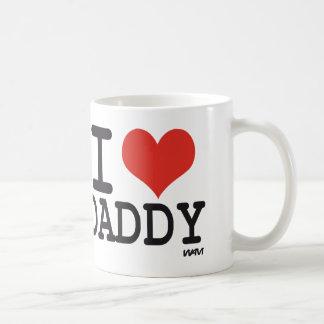 I love daddy coffee mugs