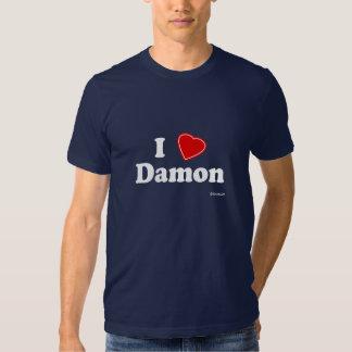 I Love Damon Shirts