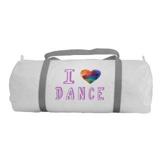 I love DANCE Gym Bag