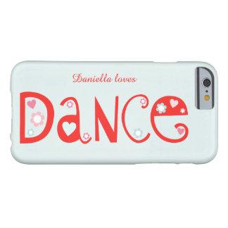 I Love Dance iPhone 6/6s Case