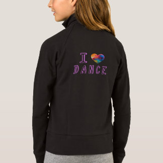 I love DANCE Jacket