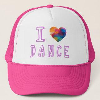 I love Dance Trucker Hat