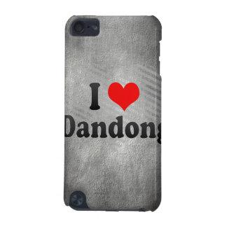 I Love Dandong, China. Wo Ai Dandong, China iPod Touch (5th Generation) Case