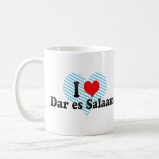 I Love Dar es Salaam, Tanzania Coffee Mug