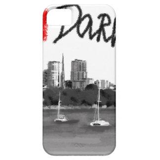 i love Darwin iPhone 5 Cases