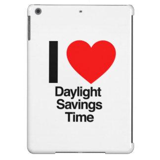 i love daylight savings time iPad air case