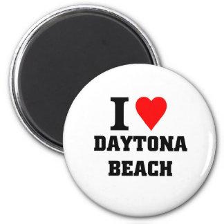 I love daytona Beach Magnet