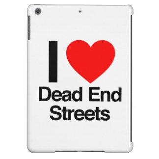 i love dead end streets iPad air case