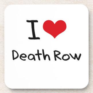 I Love Death Row Coaster