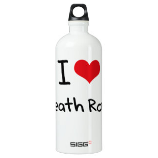 I Love Death Row SIGG Traveller 1.0L Water Bottle