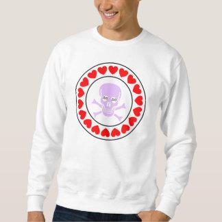 i love death sweatshirt