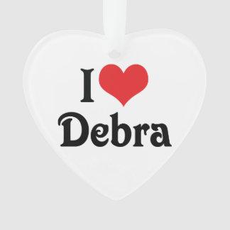 I Love Debra