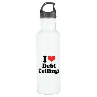 I LOVE DEBT CEILINGS - .png 710 Ml Water Bottle