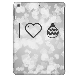 I Love Decoration Eggs Case For iPad Air