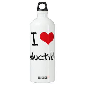 I Love Deductibles SIGG Traveller 1.0L Water Bottle