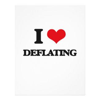 I love Deflating Flyer