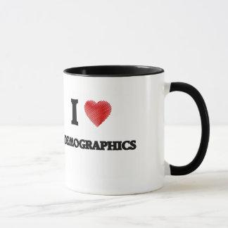 I love Demographics Mug