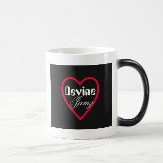 I Love Devine Jamz Morphing Mug