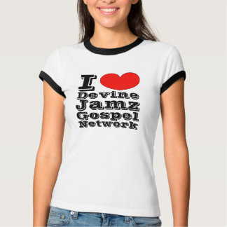 I Love Devine Jamz T-shirt
