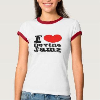 I Love Devine Jamz T-shirts