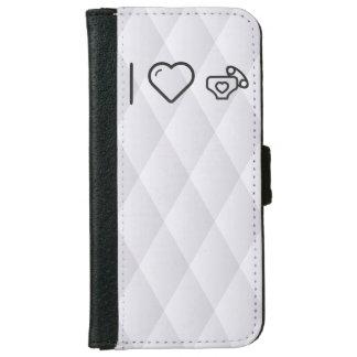I Love Diaper Babies iPhone 6 Wallet Case