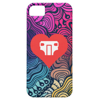 I Love diapers Design Case For The iPhone 5