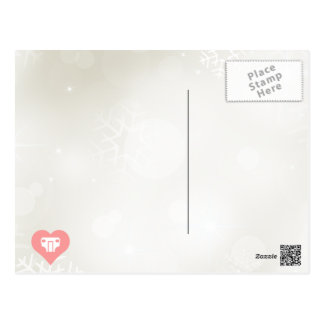 I Love diapers Design Postcard