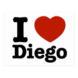 I love diego