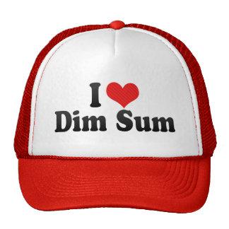 I Love Dim Sum Trucker Hat