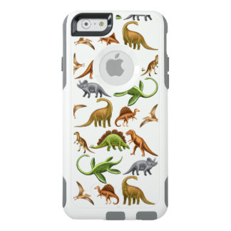 I Love Dinosaurs Otterbox iPhone Case