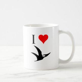 I Love Dinosaurs - Pterodactyl Coffee Mug