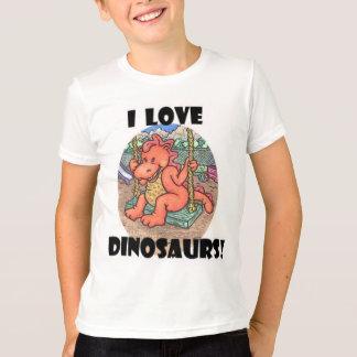 I Love Dinosaurs! T-Shirt