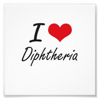 I love Diphtheria Photo