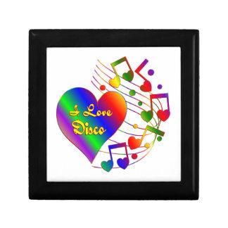 I Love Disco Gift Box
