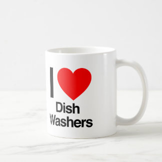 i love dish washers mugs