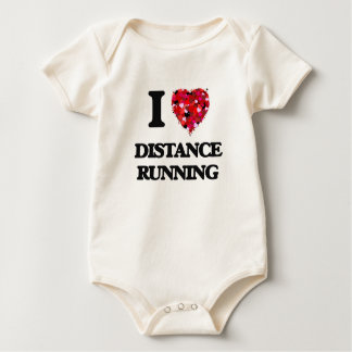 I love Distance Running Rompers