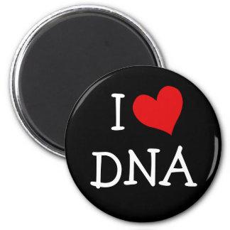 I Love DNA Magnet
