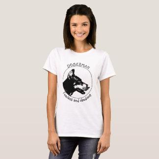 I love Doberman! T-Shirt