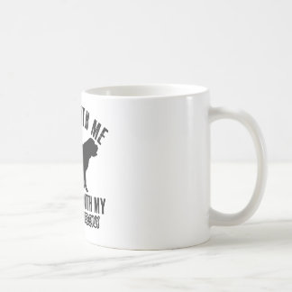 I love DOGUE DE BORDEAUX Coffee Mugs