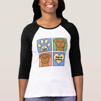 I Love Dogue de Bordeaux T-Shirt