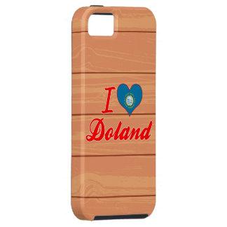 I Love Doland, South Dakota iPhone 5 Cases