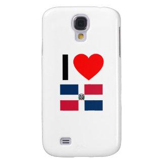 i love dominican republic galaxy s4 cases