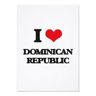 I Love Dominican Republic Announcements