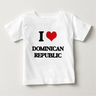 I Love Dominican Republic Tees