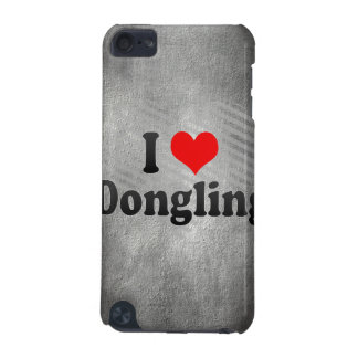 I Love Dongling, China iPod Touch (5th Generation) Cover