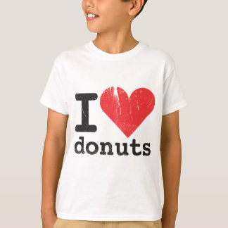 I love donuts Kids T-Shirt